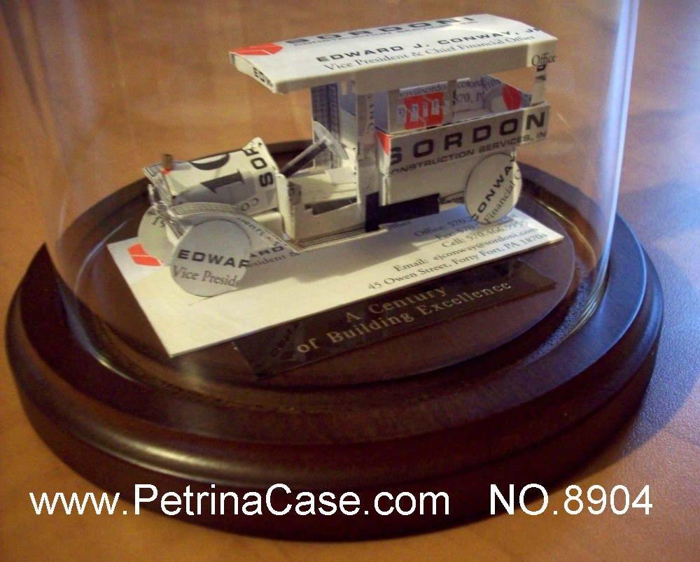 Business card sculptures sculp modelttruck 8904adg 186871 bytes colourmoves